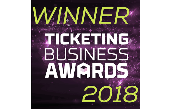 Ticketing Business Award